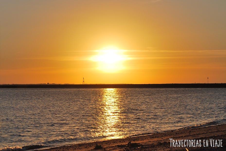 Playa Seré - Viaje a Carmelo
