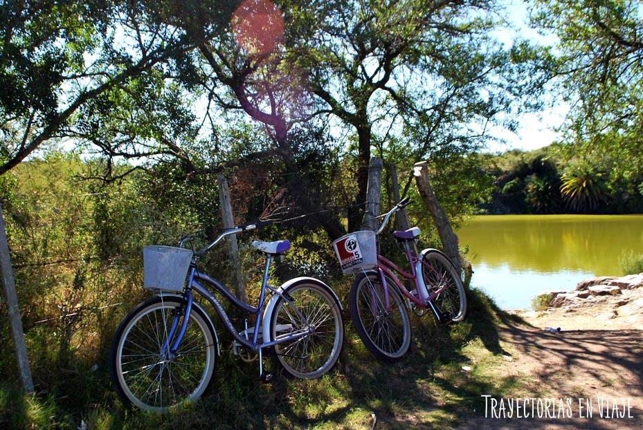 Viaje a Carmelo en bicicleta