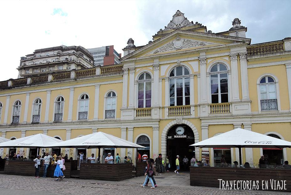 Mercado Público Municipal - Visitar Porto Alegre