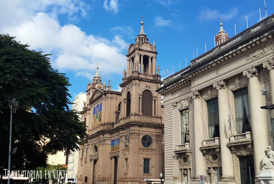 Palacio Piratini - Visitar Porto Alegre