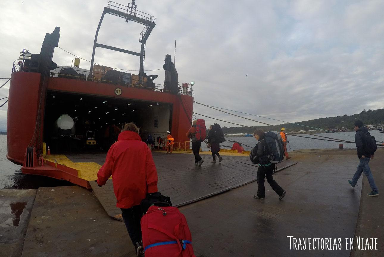 Ferry de Navimag