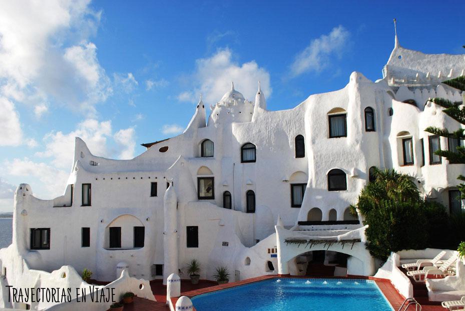 Hotel de Casa Pueblo.