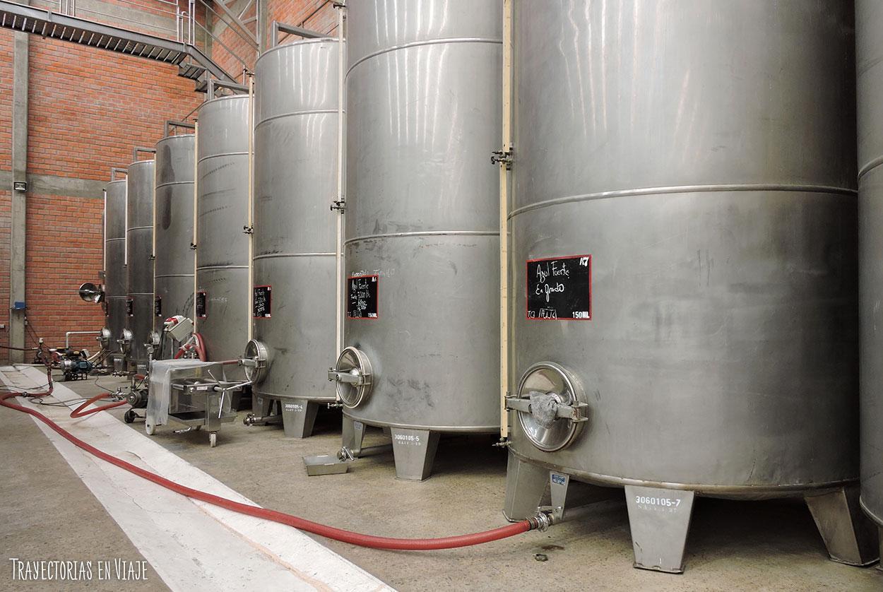 Ruta del Vino y Singani