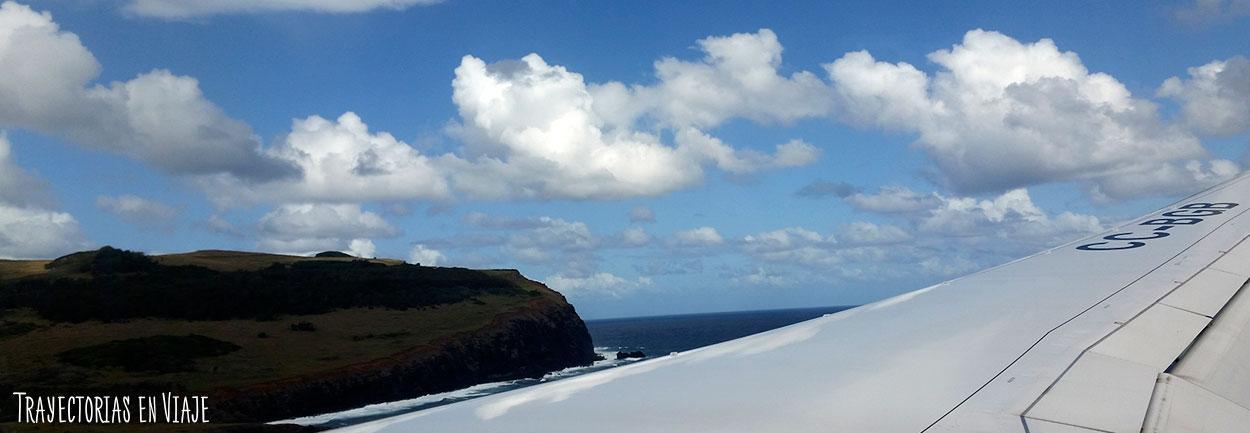 A punto de conocer la historia de Isla de Pascua