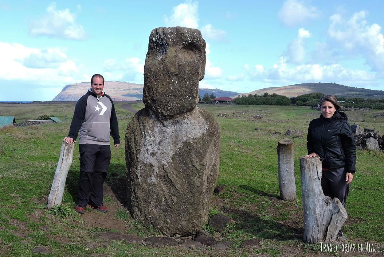 Los moáis, el principal misterio de la Isla de Pascua