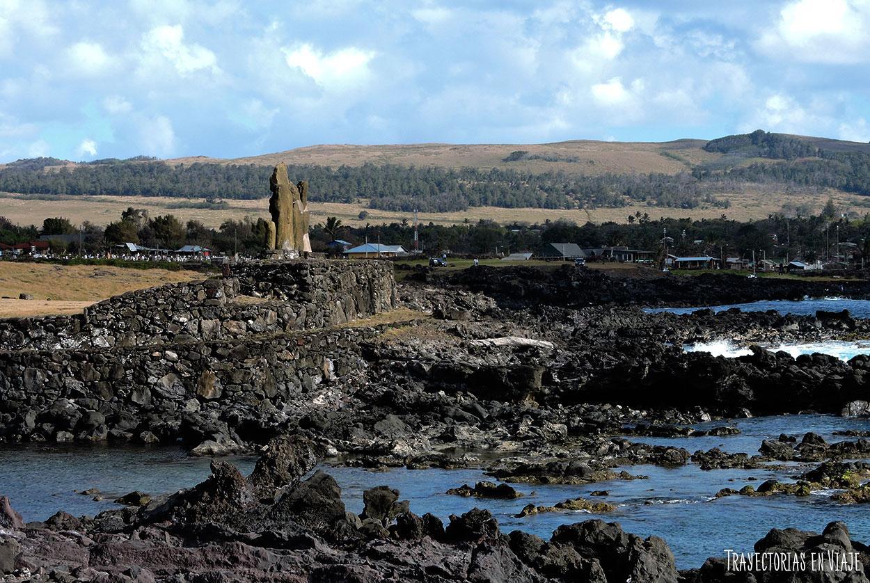 Entre la naturaleza y la historia de Isla de Pascua