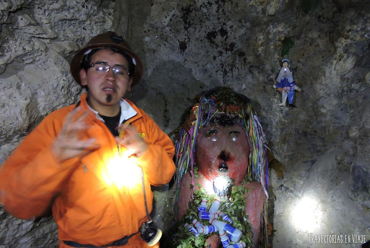 El Tío de las minas de Potosí