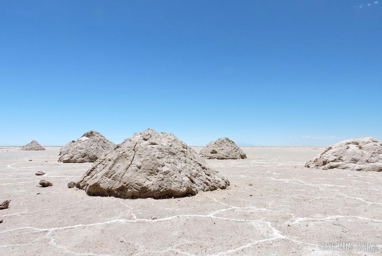 Imágenes del salar de Uyuni