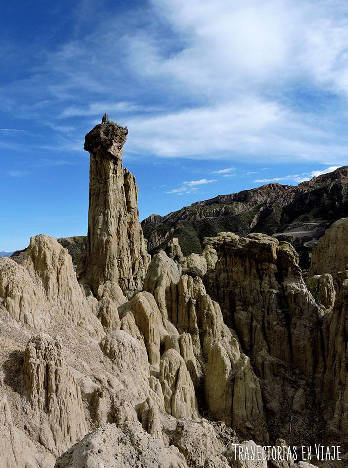 Imágenes de La Paz - Valle de La Muerte