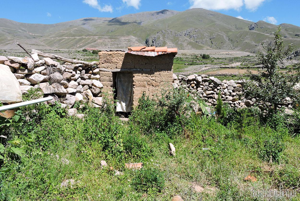 camino del inca de tarija