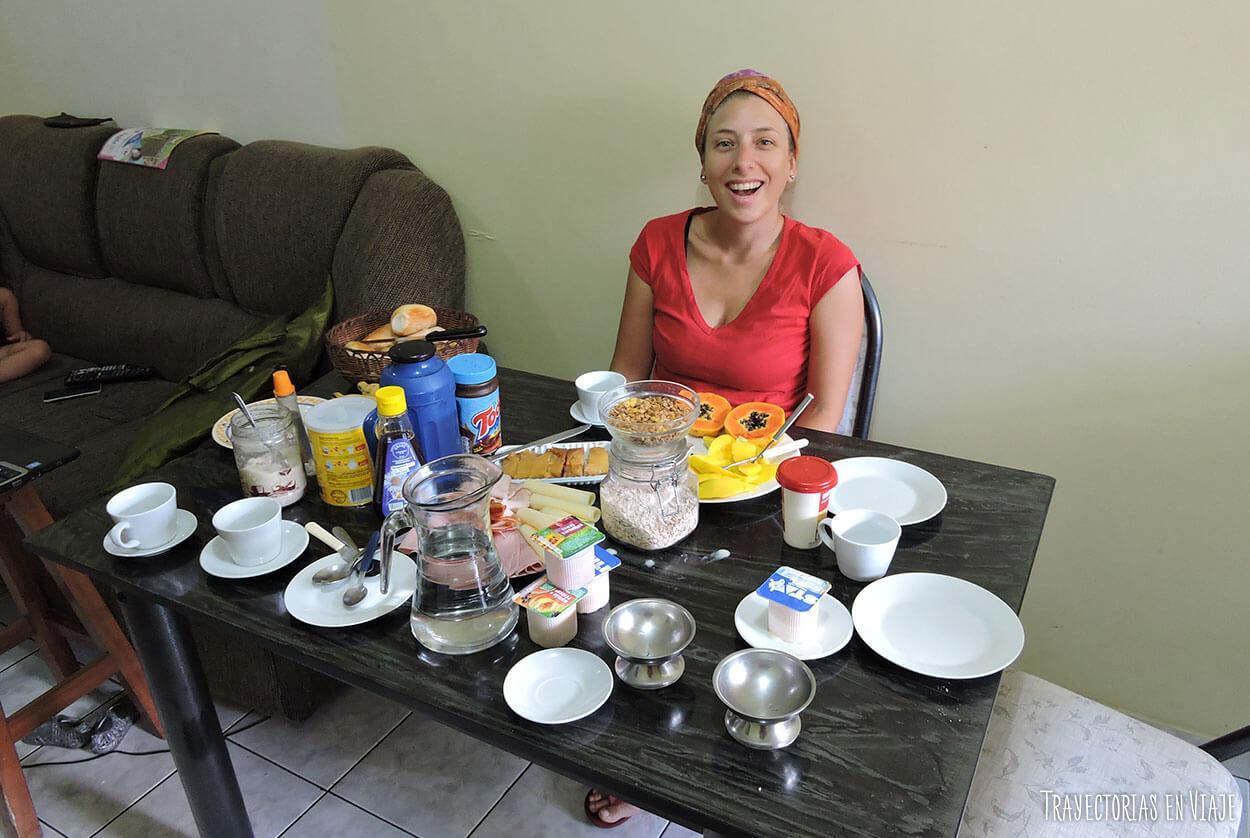 No solo de hospedaje se trata el Couchsurfing