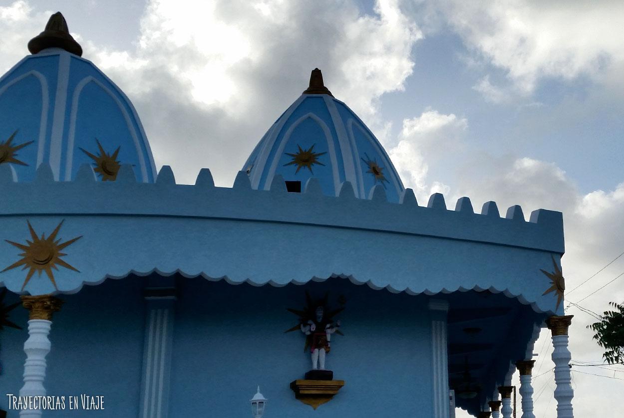 Imágenes de Georgetown, Guayana.
