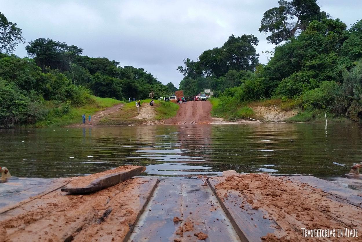 Imágenes del Interior de Guyana