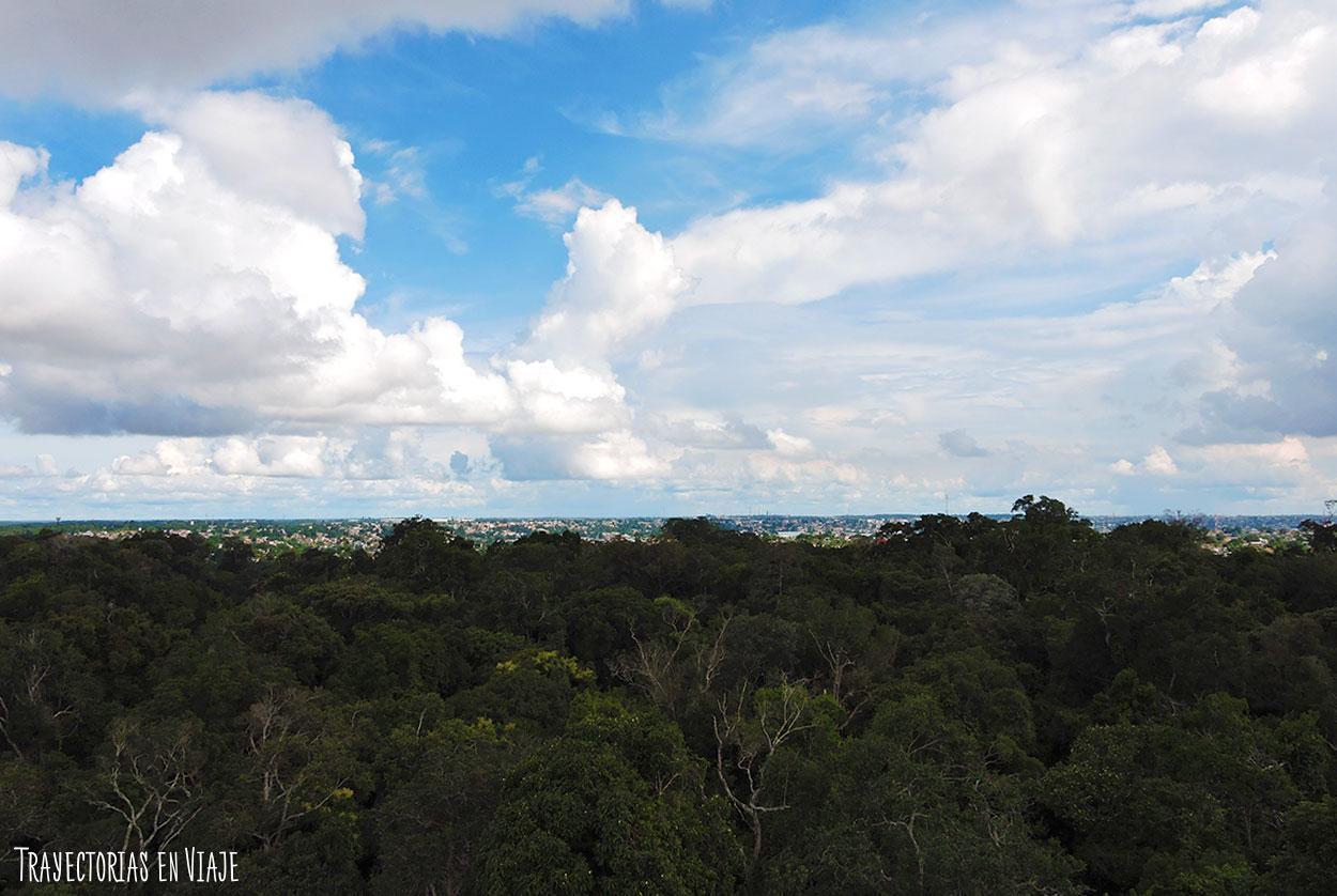 Lugares turísticos de Brasil: Manaos