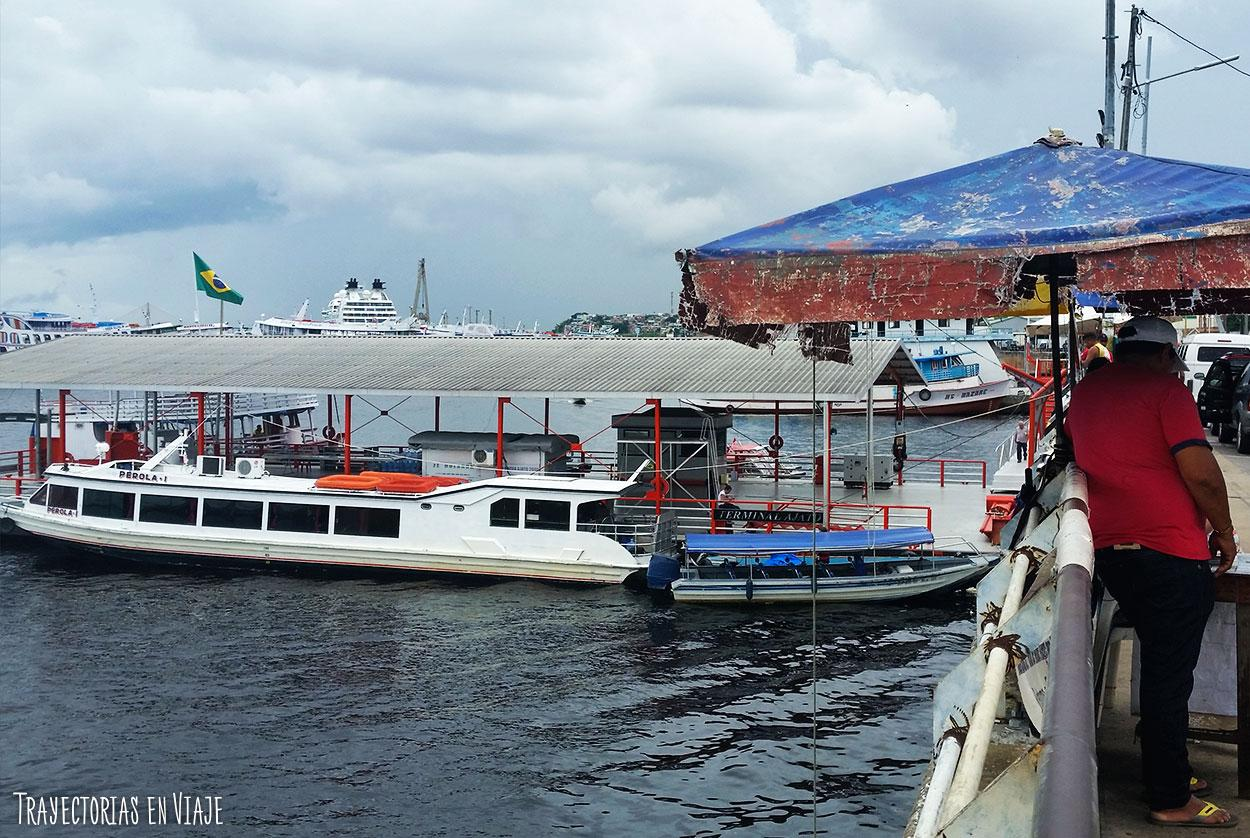 Qué hacer en Manaos - Paseo