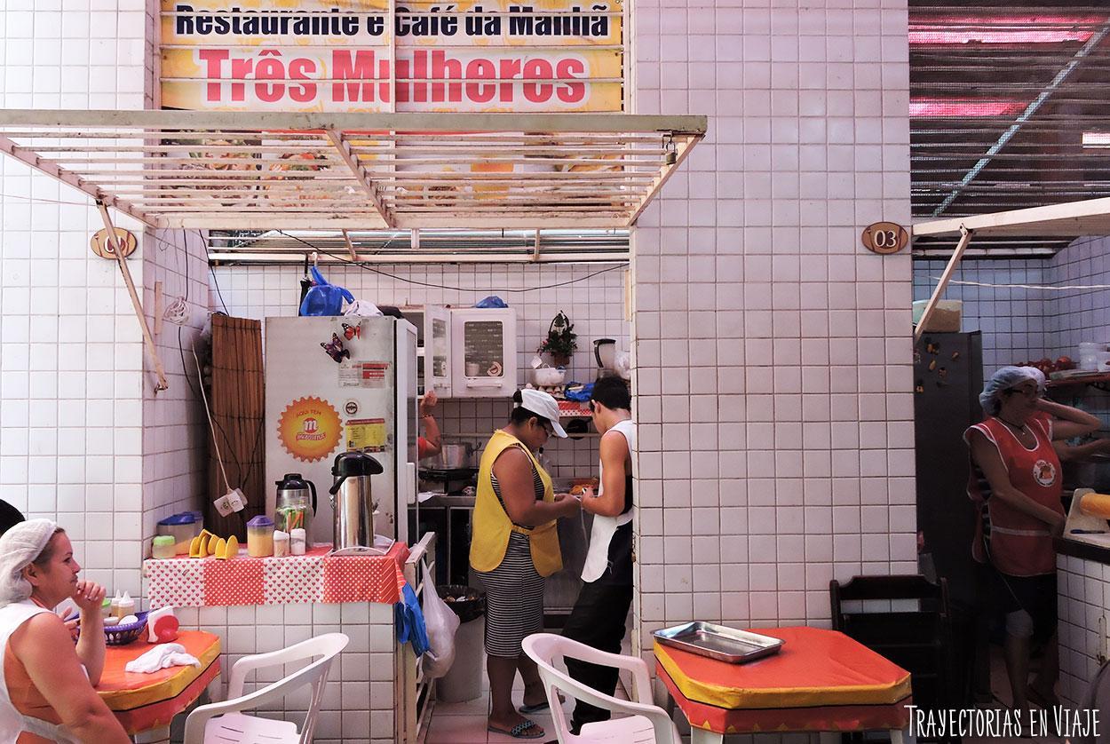 Qué hacer en Manaos - Mercado Municipal