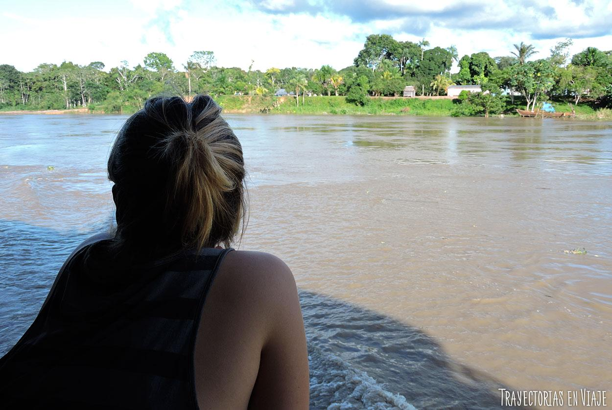 Viajar a Brasil para conocer el Amazonas