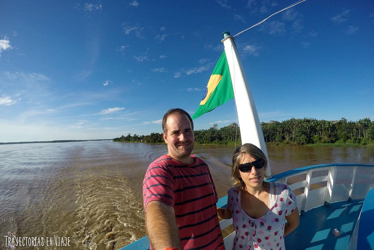 Lugares turísticos de Brasil: Amazonas