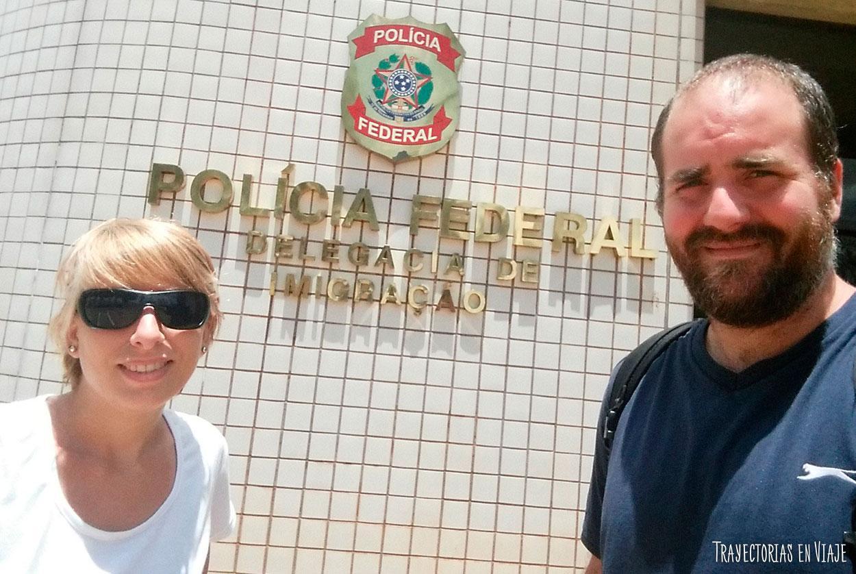 Renovación de visa para viajar a Brasil