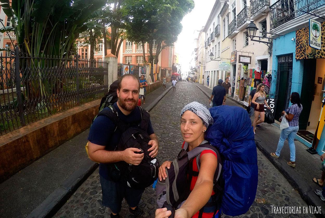 Lugares turísticos de Brasil: Salvador de Bahia