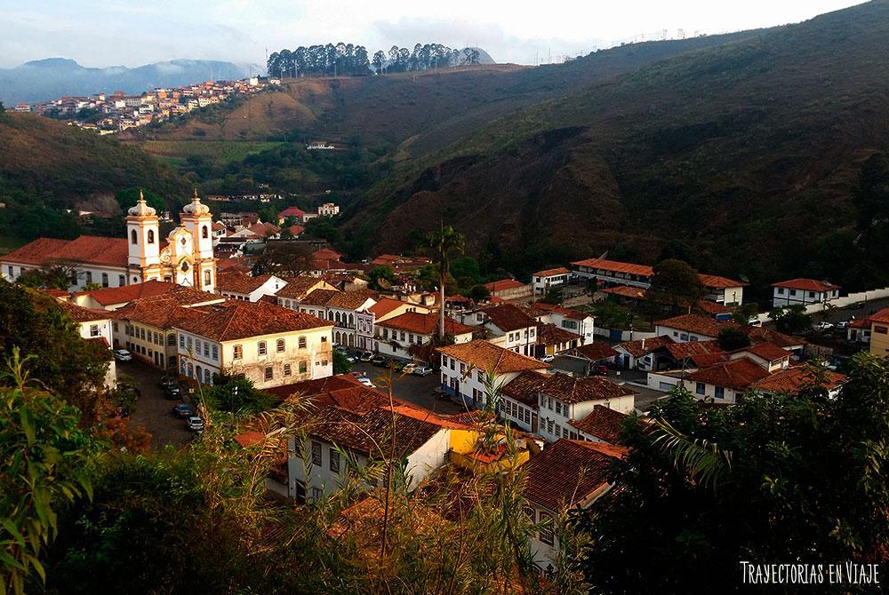 Lugares turísticos de Brasil: Ouro Preto