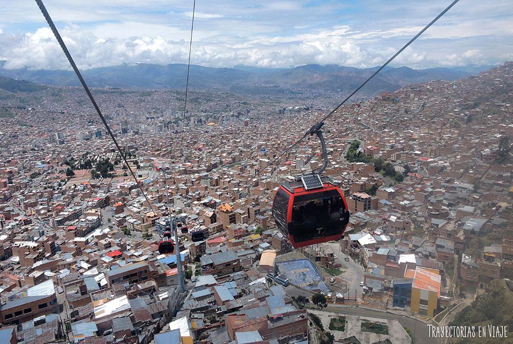 El Alto - Teleférico