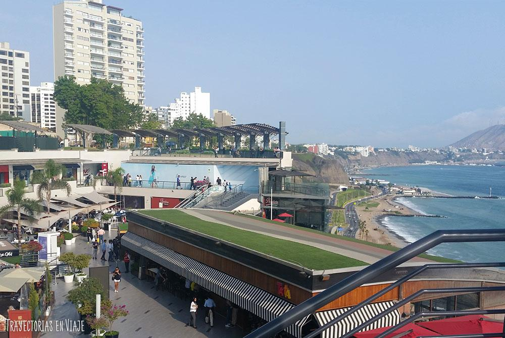 Lugares para visitar en Lima: Miraflores