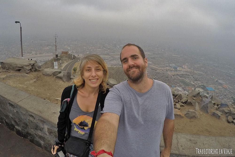 Lugares para visitar en Lima: Cerro San Cristobal