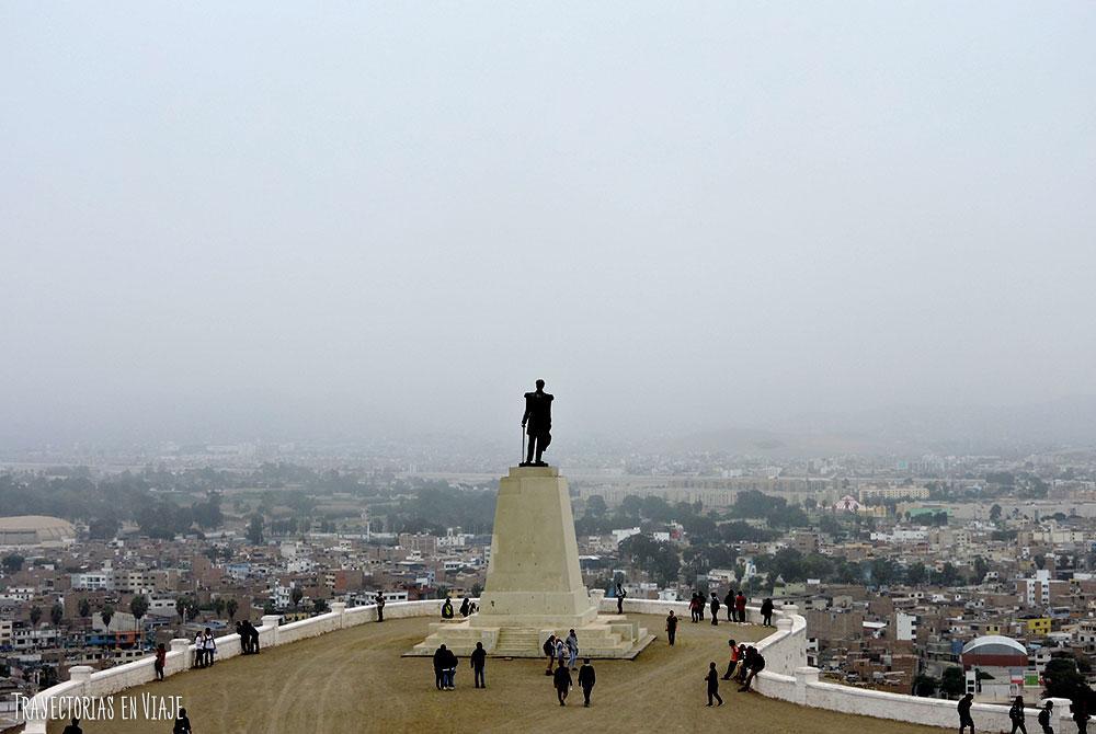 Lugares para visitar en Lima: Morro Solar