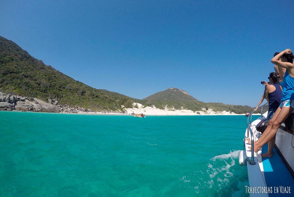 Praia do Farol, la mejor playa de Arrail do Cabo
