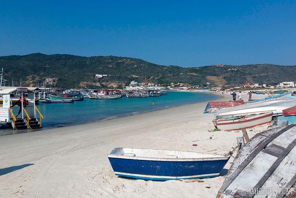 Las playas de Arraial do Cabo
