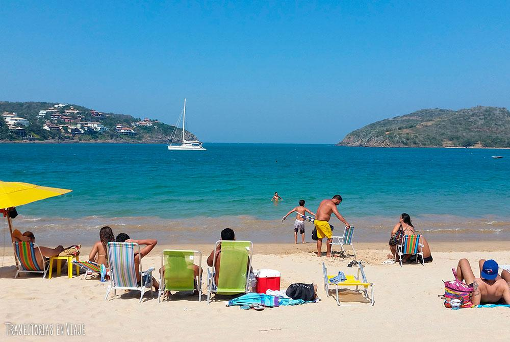 playas de Búzios - Playa Ferradura