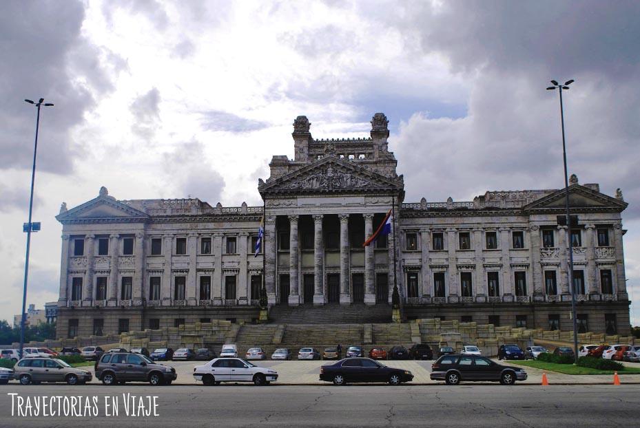 Edificio del Parlamento Montevideo Uruguay
