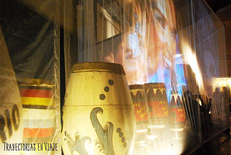 Museo del Carnaval. Montevideo Uruguay