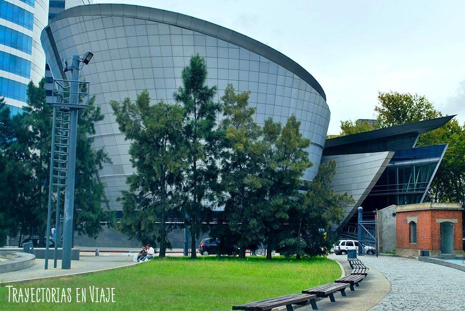 Edificio de Telecomunicaciones de Montevideo Uruguay