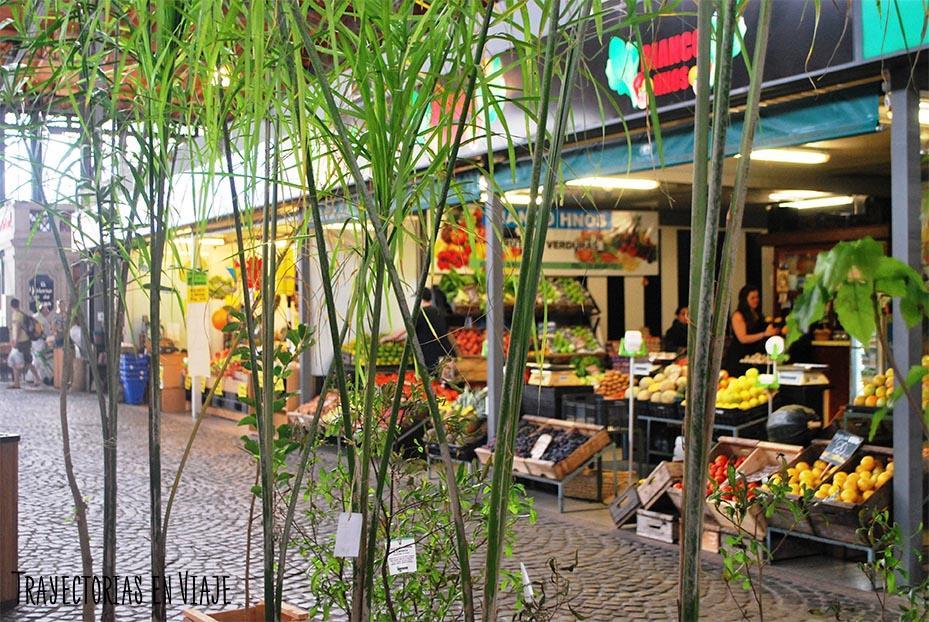 Mercado Agrícola de Montevideo Uruguay