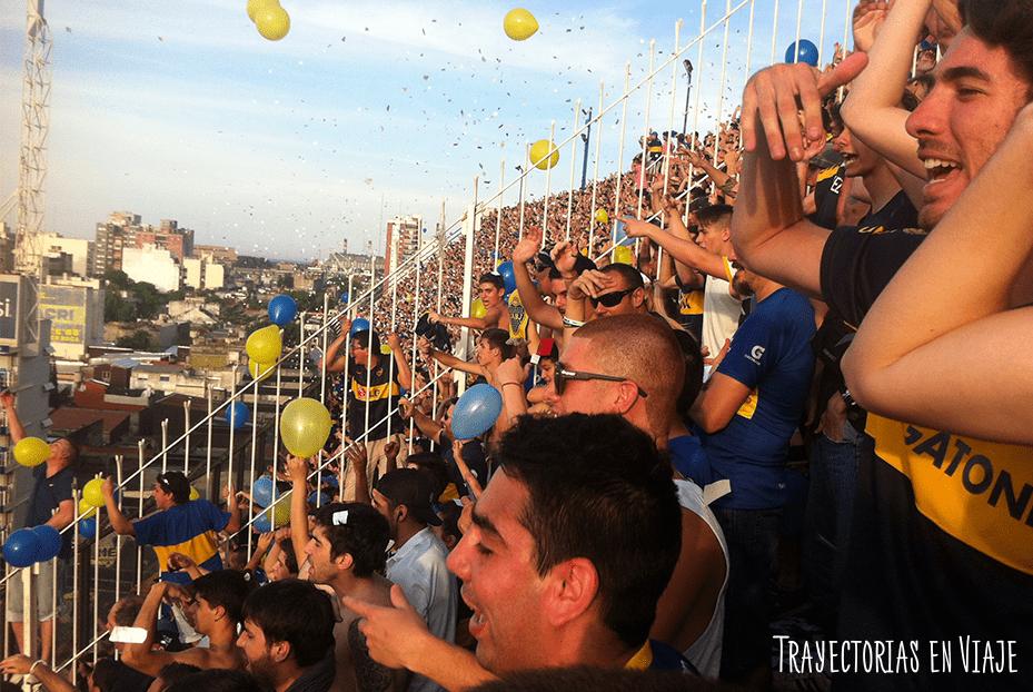 Estadio de Boca Juniors. La Boca Buenos Aires