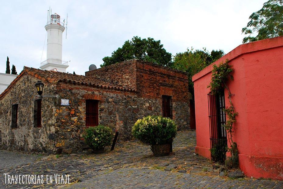 Calle de los Suspiros. Colonia Uruguay