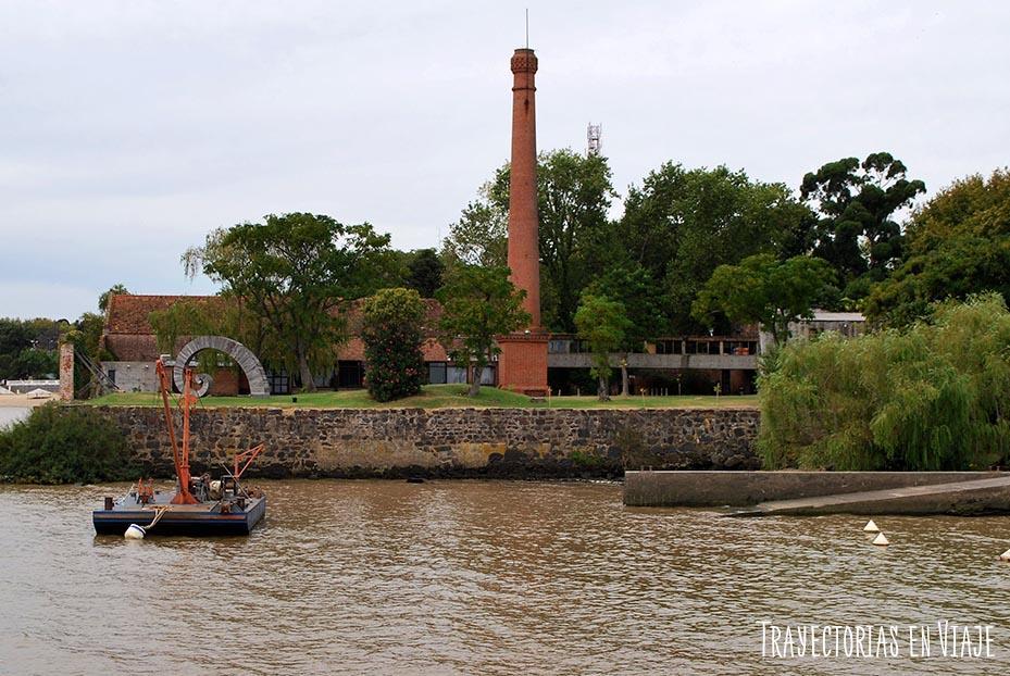 Bastión del Carmen. Colonia Uruguay