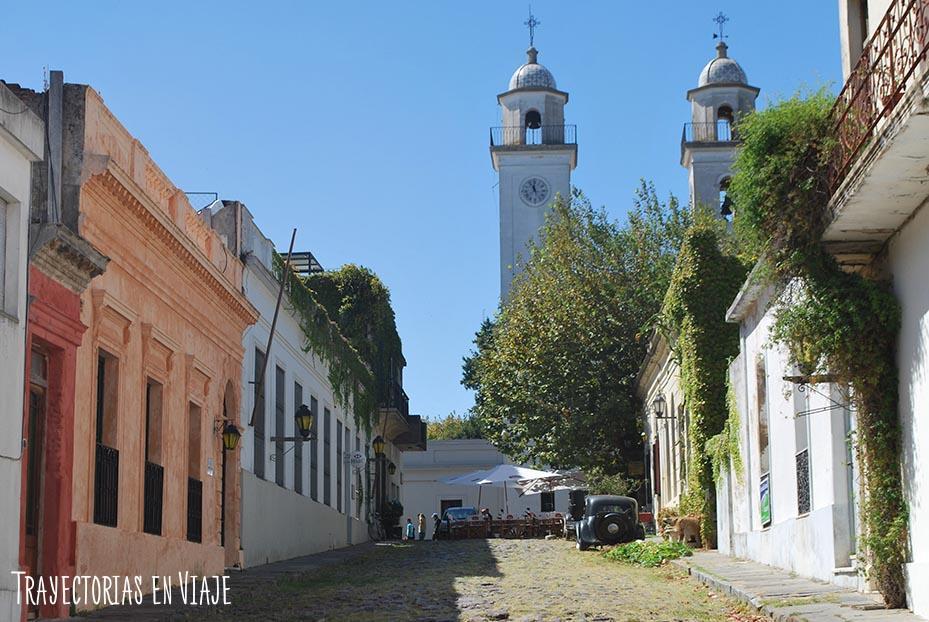 Cúpulas de iglesia de Colonia Uruguay