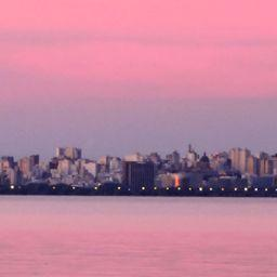 Vista desde Guaiba - Visitar Porto Alegre