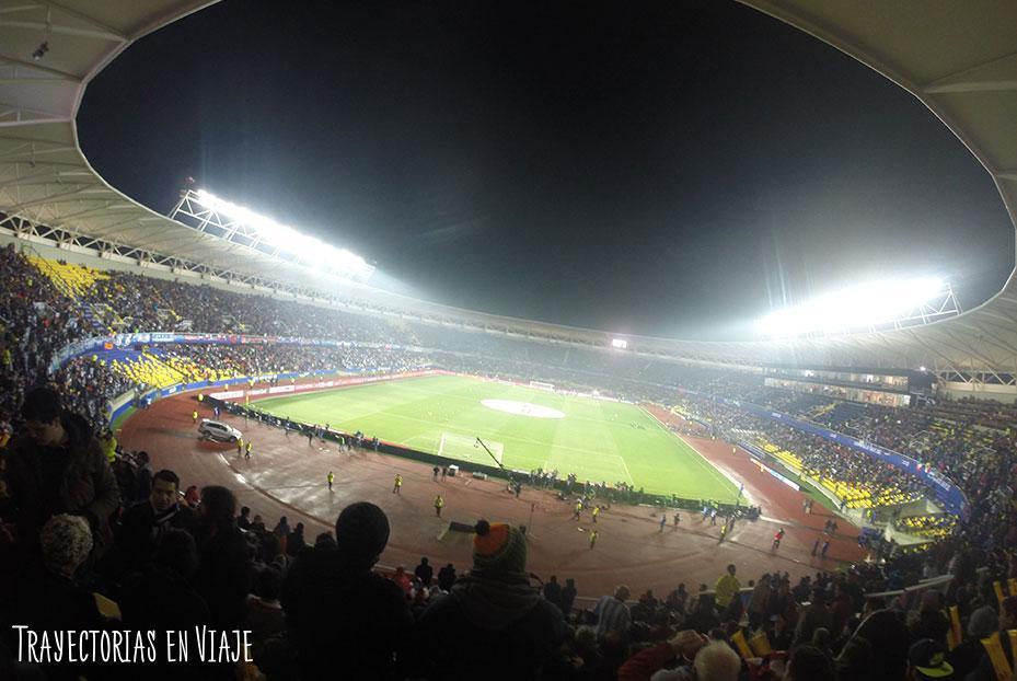 Estadio Municipal Ester Roa Rebolledo, Concepción. Copa América 2015