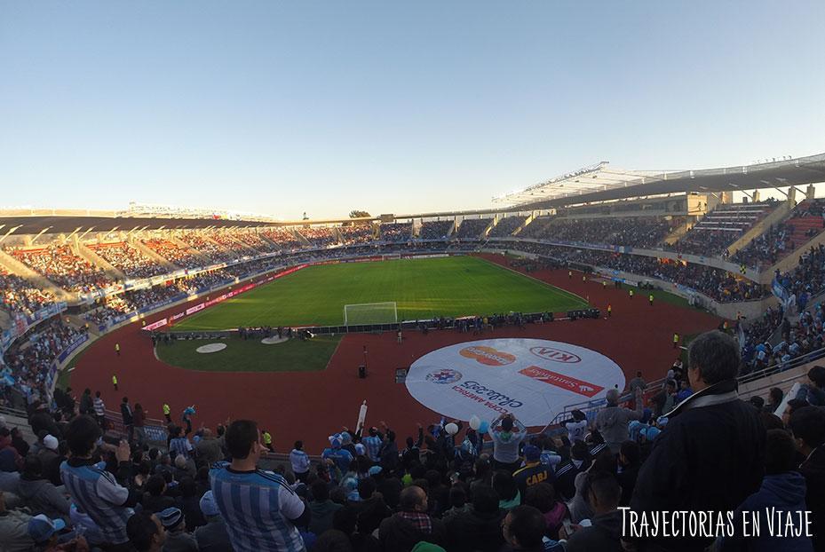 Estadio La Portada de La Serena, Chile. Copa América 2015