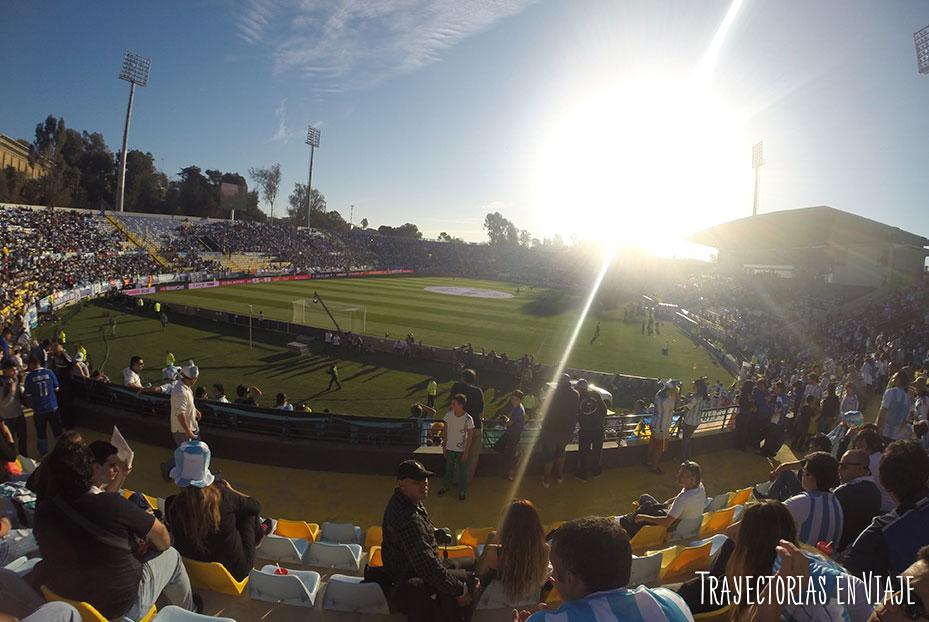 Estadio Sausalito de Viña del Mar, Chile. Copa América 2015