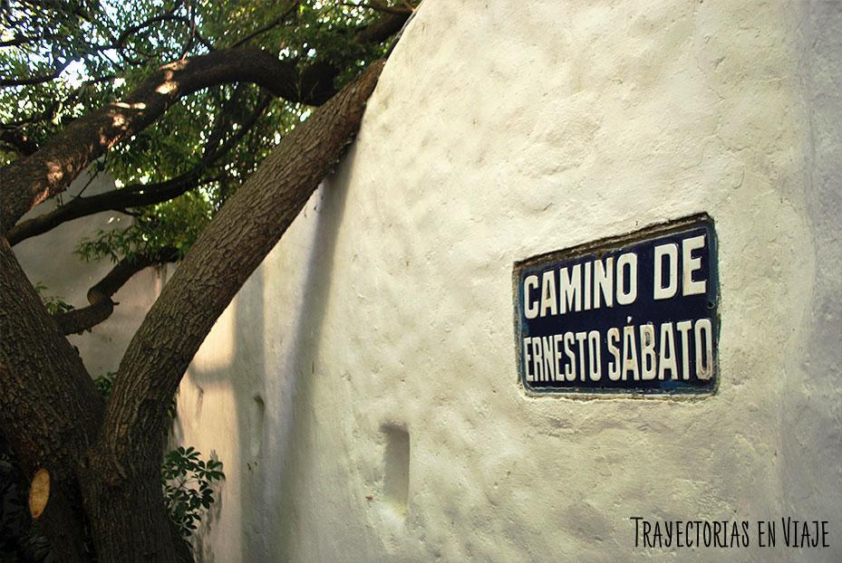 Rincones de Casa Pueblo con nombre propio.