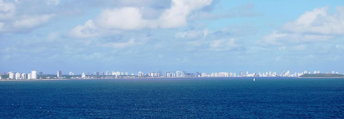 Playas de Maldonado, Uruguay