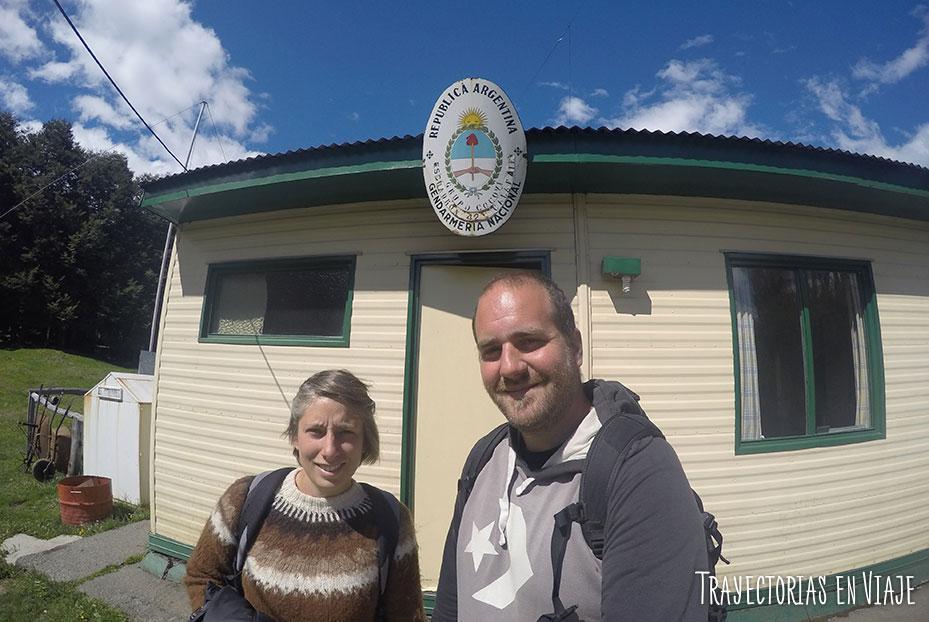 En tierras argentinas