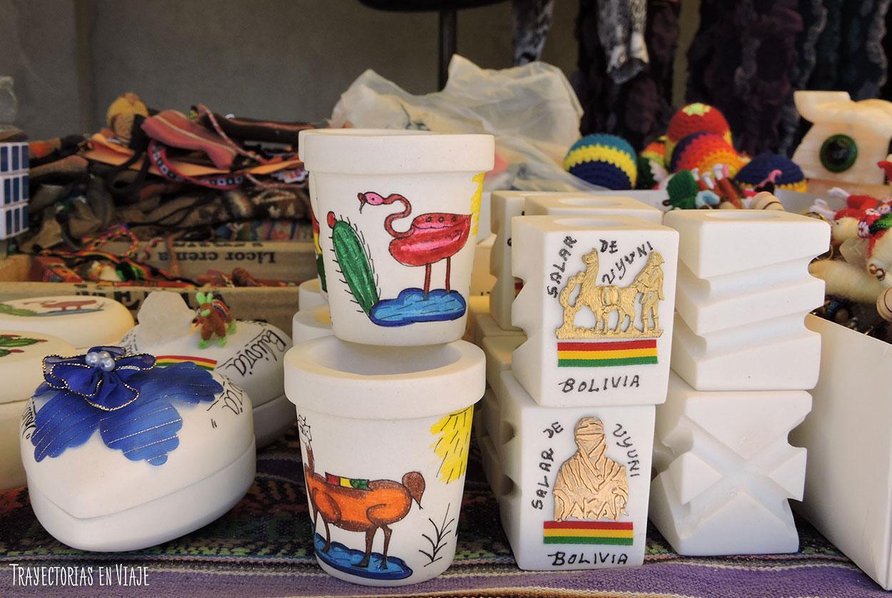 Calchani - Salar de Uyuni