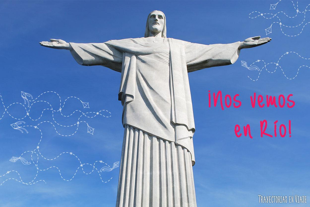 El Cristo en Río 2016