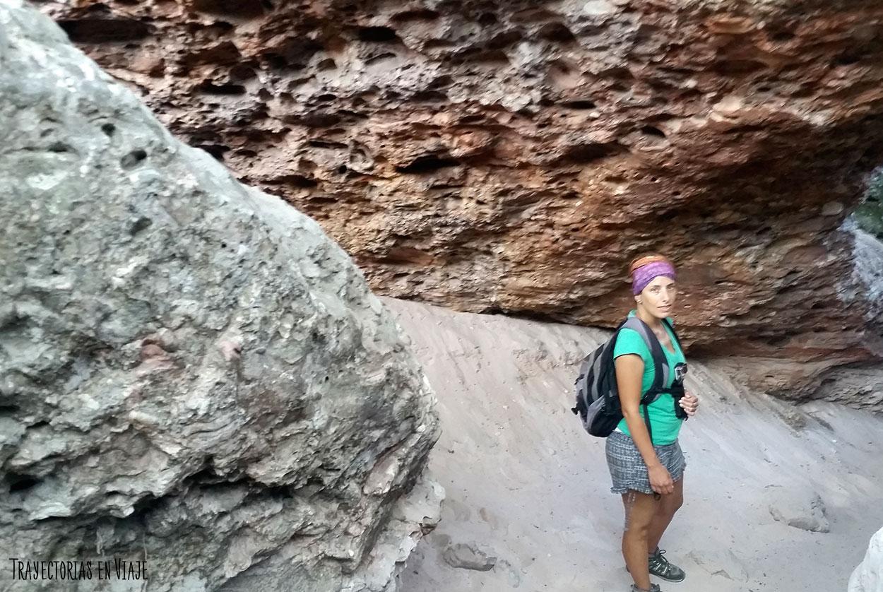 Chapada Diamantina y arenas de colores